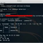 How to Hack a WordPress Site with WPScan in Kali Linux - Finding Password