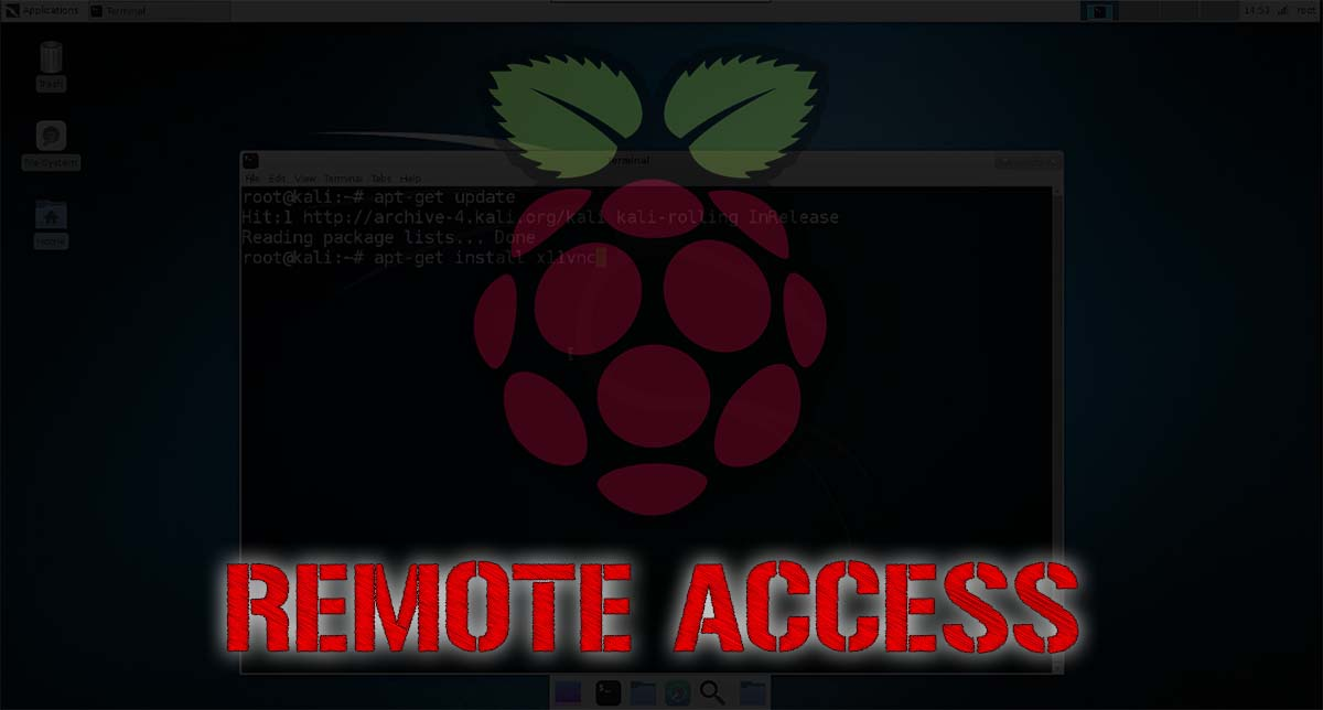 Install VNC Viewer on Raspberry Pi with Kali Linux-How To