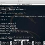 How to Setup SSH Server on Kali Linux-sshd_config file