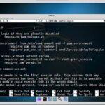 Raspberry Pi 3 Kali Linux Auto Login-lightdm-autologin file