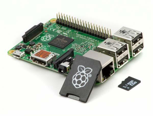 Raspberry Pi Format SD Card - microSD