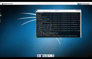 Installing Full Version of Kali Linux on Raspberry Pi 3 using terminal