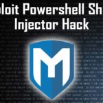 Hacking using metasploit powershell shellcode injection