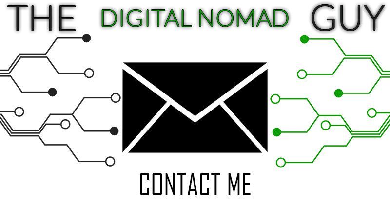 Contact thedigitalnomadguy.com for questions/concerns