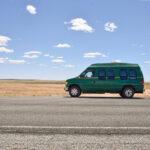8 ways to make passive income living the van life – green van
