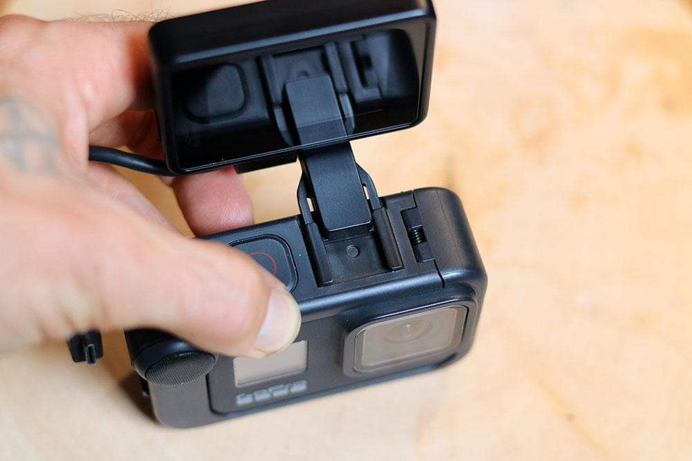 Reviewing the GoPro Display Mod