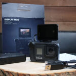 What is in the box of the gopro display mod