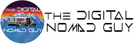 The Digital Nomad Guy - Just a guy living life on the road creating content on the go
