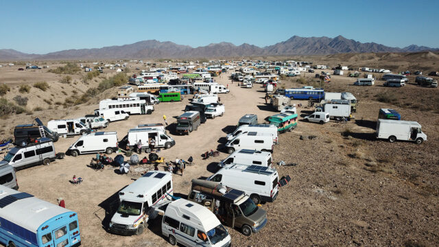 Vanlife Gatherings in 2021